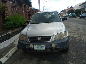 Honda CR-V 2001 2.0 Automatic Silver | Cars for sale in Lagos State, Ojodu