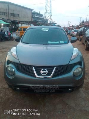 Nissan Juke 2013 SL Silver | Cars for sale in Lagos State, Ejigbo