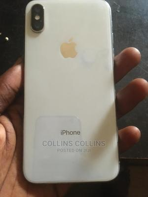 Apple iPhone X 64 GB Silver | Mobile Phones for sale in Lagos State, Amuwo-Odofin