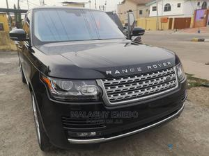 Land Rover Range Rover Vogue 2016 Black | Cars for sale in Lagos State, Isolo