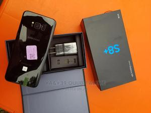 New Samsung Galaxy S8 Plus 64 GB Black | Mobile Phones for sale in Kwara State, Ilorin West