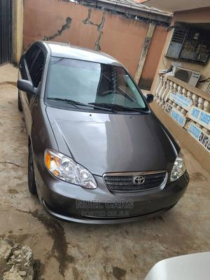 Toyota Corolla 2005 Gray | Cars for sale in Lagos State, Ogba