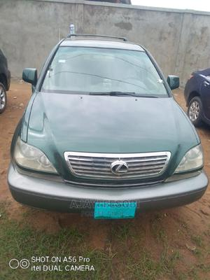 Lexus RX 2002 300 2WD Green | Cars for sale in Lagos State, Ejigbo