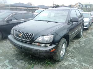 Lexus RX 2001 300 4WD Black   Cars for sale in Lagos State, Ajah