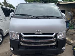 Foreign Used Toyota Hiace Hummer Bus With Factor AC | Buses & Microbuses for sale in Lagos State, Apapa