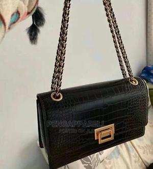 Croc Skin Shoulder Bag for Peng Ladies   Bags for sale in Lagos State, Lekki