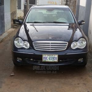 Mercedes-Benz C240 2005 Blue | Cars for sale in Abuja (FCT) State, Central Business District