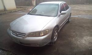 Honda Accord 2000 Coupe Silver   Cars for sale in Abuja (FCT) State, Kubwa