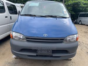 Foreign Used Toyota Hiace Bus 2005 Long Chassis | Buses & Microbuses for sale in Lagos State, Apapa