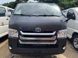 Foreign Used Toyota Hiace Hummer Bus 2010 Model | Buses & Microbuses for sale in Lagos State, Apapa