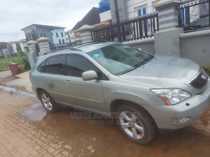 Lexus RX 2008 Silver   Cars for sale in Lagos State, Ikeja