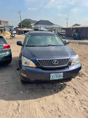 Lexus RX 2005 330 Gray | Cars for sale in Lagos State, Ajah