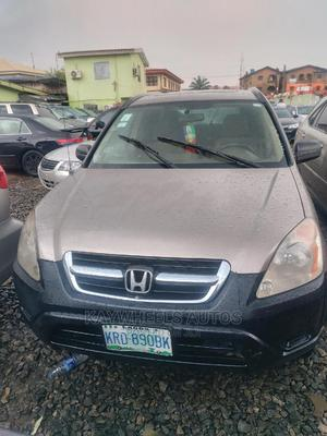 Honda CR-V 2004 2.0i ES Automatic Gold | Cars for sale in Lagos State, Agege