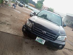Toyota Highlander 2005 V6 4x4 Black   Cars for sale in Enugu State, Enugu