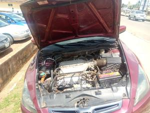 Honda Accord 2005 Red | Cars for sale in Plateau State, Jos