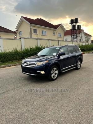 Toyota Highlander 2013 Black | Cars for sale in Abuja (FCT) State, Gwarinpa
