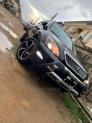 Lexus RX 2008 350 Black | Cars for sale in Lagos State, Kosofe