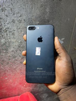 Apple iPhone 7 Plus 128 GB Black   Mobile Phones for sale in Lagos State, Ikeja
