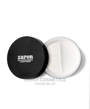 Zaron Oil Control Mineral Loose Powder   Makeup for sale in Abuja (FCT) State, Gwarinpa