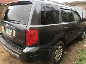 Honda Pilot 2005 EX 4x4 (3.5L 6cyl 5A) Black | Cars for sale in Osun State, Iwo