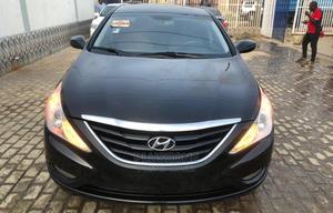 Hyundai Sonata 2014 Black | Cars for sale in Lagos State, Ikotun/Igando