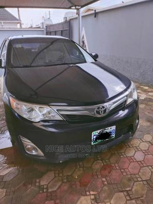 Toyota Camry 2014 Black | Cars for sale in Lagos State, Ajah