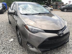 Toyota Corolla 2018 LE (1.8L 4cyl 2A) Brown | Cars for sale in Abuja (FCT) State, Jahi