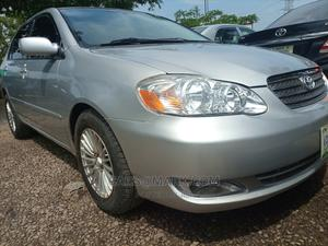 Toyota Corolla 2005 LE Silver | Cars for sale in Abuja (FCT) State, Gwarinpa