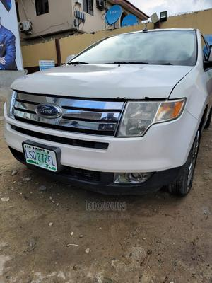Ford Edge 2009 White   Cars for sale in Lagos State, Alimosho