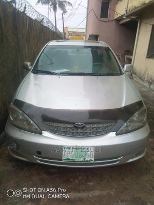 Toyota Camry 2004 Silver | Cars for sale in Lagos State, Ejigbo