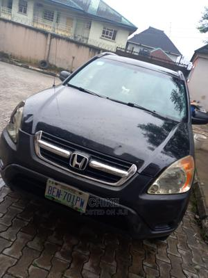Honda CR-V 2004 2.0i ES Automatic Black | Cars for sale in Rivers State, Port-Harcourt