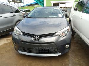 Toyota Corolla 2015 Gray | Cars for sale in Lagos State, Agege