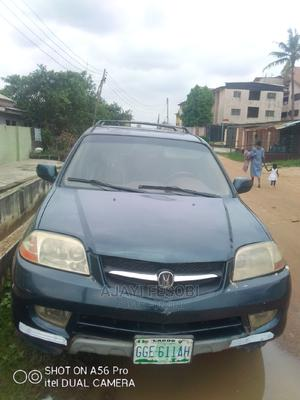 Acura MDX 2004 Touring Package Green   Cars for sale in Lagos State, Ejigbo
