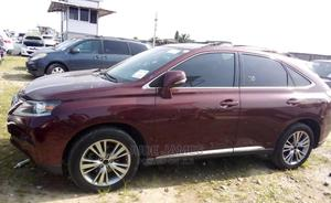 Lexus RX 2013 350 AWD Red | Cars for sale in Lagos State, Badagry