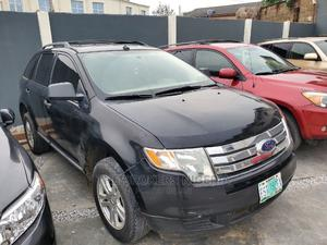Ford Edge 2007 Black   Cars for sale in Lagos State, Magodo