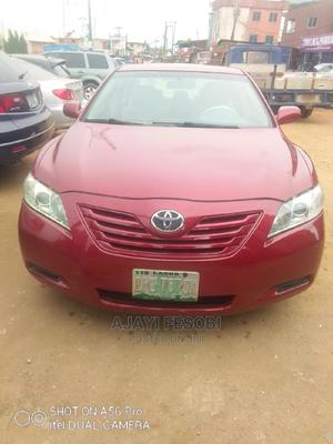 Toyota Camry 2009 Red | Cars for sale in Lagos State, Ejigbo