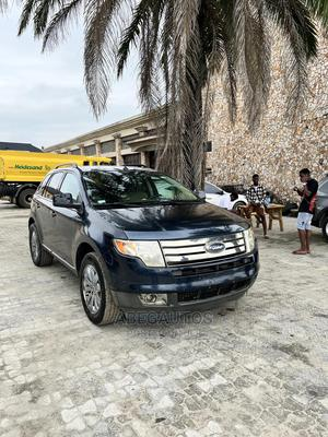 Ford Edge 2010 Blue   Cars for sale in Lagos State, Ajah