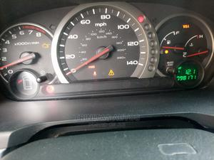 Honda Pilot 2005 EX-L 4x4 (3.5L 6cyl 5A) Silver | Cars for sale in Lagos State, Surulere