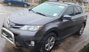 Toyota RAV4 2015 Gray   Cars for sale in Lagos State, Ojodu