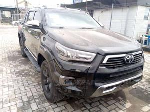 Toyota Hilux 2016 SR 4x4 Black   Cars for sale in Lagos State, Ajah