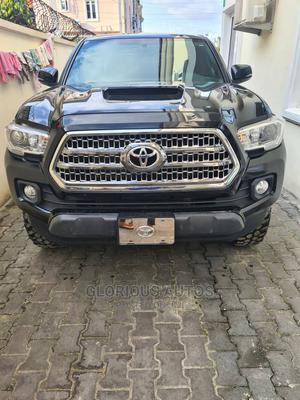 Toyota Tacoma 2018 TRD Sport Black | Cars for sale in Lagos State, Isolo