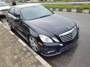 Mercedes-Benz E350 2009 Black   Cars for sale in Lagos State, Surulere