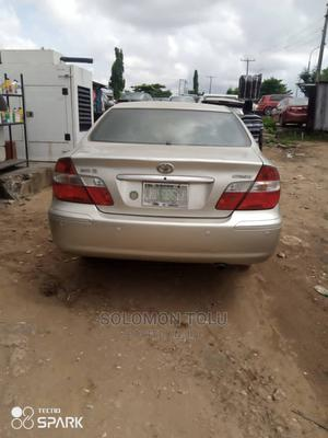 Toyota Camry 2004 Gold | Cars for sale in Lagos State, Ikotun/Igando