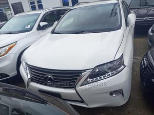 Lexus RX 2013 350 AWD White | Cars for sale in Lagos State, Ojodu