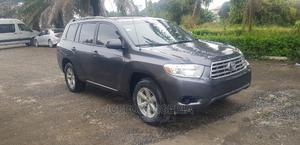 Toyota Highlander 2010 Gray   Cars for sale in Lagos State, Ajah