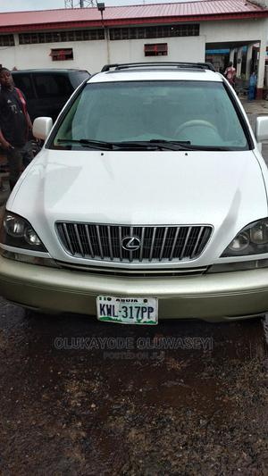 Lexus RX 2000 White   Cars for sale in Lagos State, Egbe Idimu