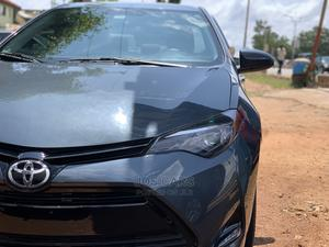 Toyota Corolla 2017 Gray | Cars for sale in Plateau State, Jos