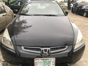 Honda Accord 2005 2.2i-CTDi Sport Black | Cars for sale in Lagos State, Amuwo-Odofin