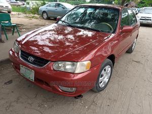 Toyota Corolla 2001 Fielder 1.8 S Red   Cars for sale in Lagos State, Amuwo-Odofin