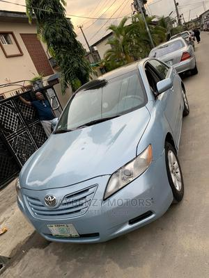 Toyota Camry 2008 2.4 LE Blue   Cars for sale in Lagos State, Mushin